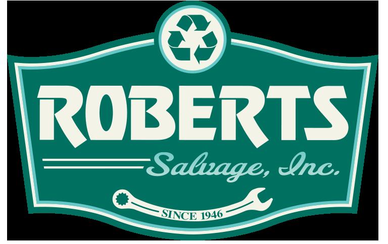 Roberts Salvage Inc Home